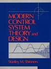Modern Control System Theory and Design   1992 9780471550082 Front Cover