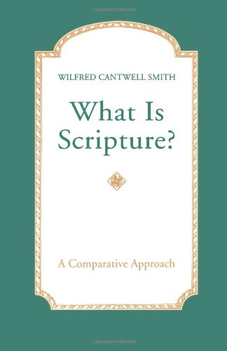 What Is Scripture? A Comparative Approach N/A edition cover