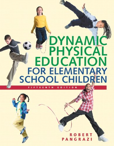 Dynamic Physical Education for Elementary School Children  15th 2007 (Revised) edition cover
