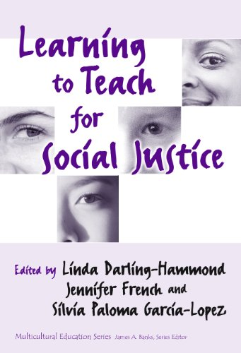 Learning to Teach for Social Justice   2002 edition cover