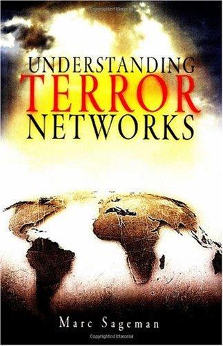 Understanding Terror Networks   2004 edition cover