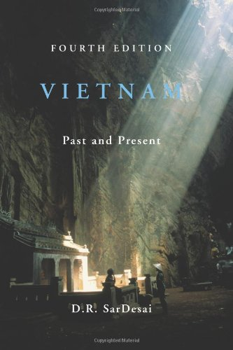 Vietnam Past and Present 4th 2005 edition cover
