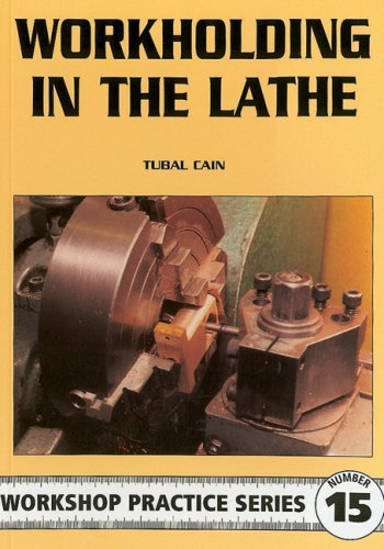 Workholding in the lathe  1987 edition cover