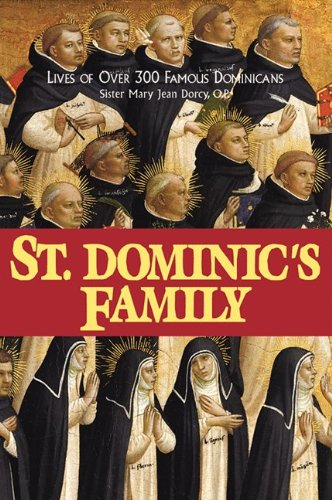 Saint Dominic's Family  Reprint edition cover