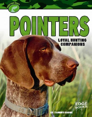 Pointers: Loyal Hunting Companions  2013 edition cover