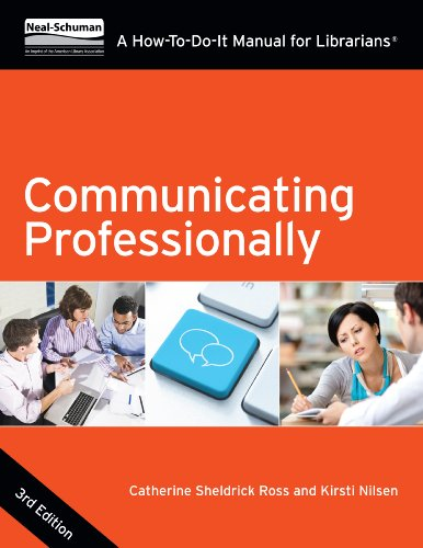 Communicating Professionally:   2013 edition cover