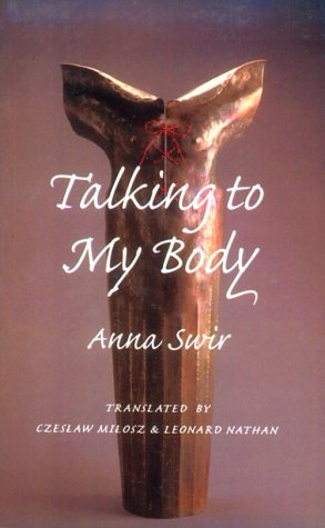 Talking to My Body  N/A edition cover