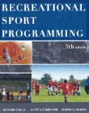 Recreational Sport Programming   2013 edition cover