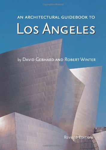 Architectural Guidebook to Los Angeles   2003 (Revised) edition cover