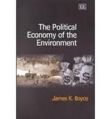 Political Economy of the Environment   2002 edition cover