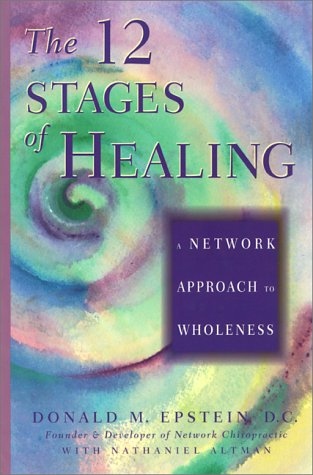 12 Stages of Healing A Network Approach to Wholeness  1994 edition cover