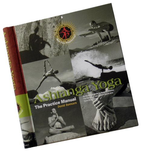 Ashtanga Yoga the Practice Manual A Simplified Guide for Daily Practice  1999 edition cover