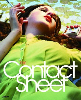 Contact Sheet   2012 9781934429082 Front Cover