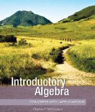 INTRODUCTORY ALGEBRA:CONCEPTS  N/A edition cover