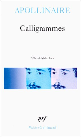 Calligrams   2012 edition cover