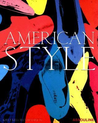 American Style   2004 9782843236082 Front Cover