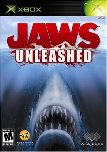 Jaws Unleashed - Xbox Xbox artwork