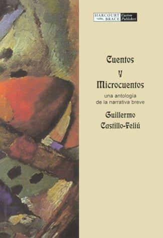 Cuentos y Microcuentos 1st edition cover