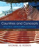 Countries and Concepts Politics, Geography, Culture 13th 2016 edition cover