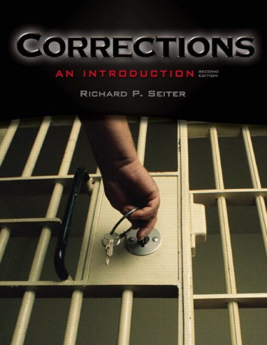 Corrections An Introduction Value Package (includes Careers in Criminal Justice CD-ROM) 2nd 2008 9780135154083 Front Cover