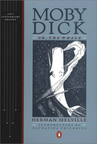Moby Dick Or, the Whale 150th 2001 (Annotated) edition cover