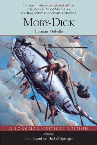 Moby Dick   2007 edition cover