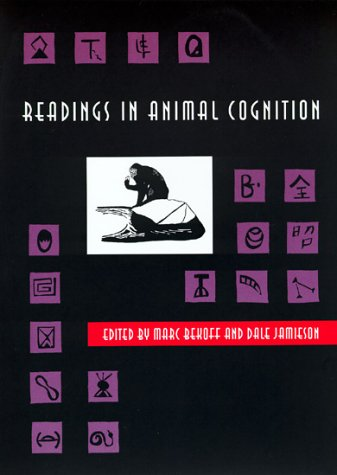 Readings in Animal Cognition   1996 9780262522083 Front Cover