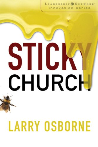 Sticky Church   2008 edition cover