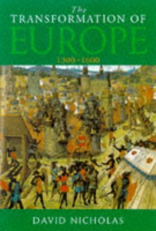 Transformation of Europe 1300-1600   1999 edition cover