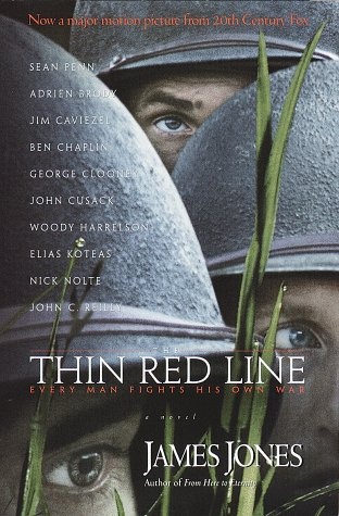 Thin Red Line  N/A edition cover