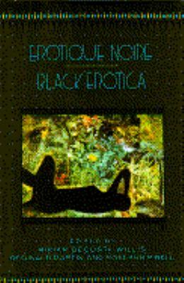 Erotique Noire : Black Erotica N/A 9780385423083 Front Cover