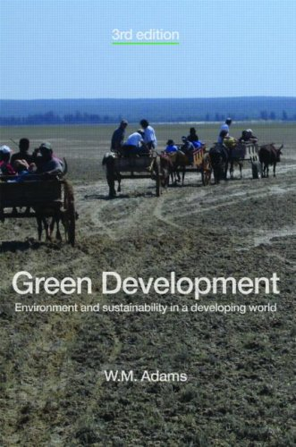 Green Development Environment and Sustainability in a Developing World 3rd 2008 (Revised) edition cover