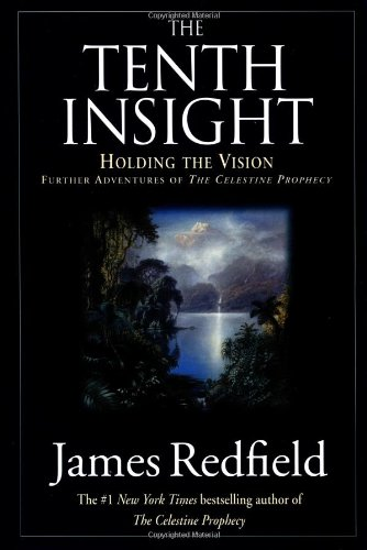 Tenth Insight Holding the Vision  1996 edition cover