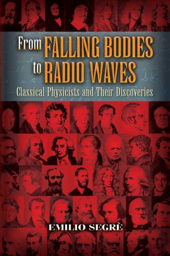 From Falling Bodies to Radio Waves Classical Physicists and Their Discoveries  2007 edition cover