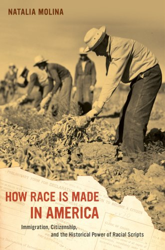How Race Is Made in America Immigration, Citizenship, and the Historical Power of Racial Scripts  2013 edition cover