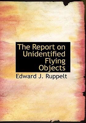 Report on Unidentified Flying Objects   2008 edition cover