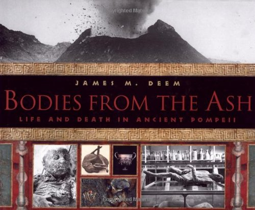 Bodies from the Ash Life and Death in Ancient Pompeii  2005 edition cover