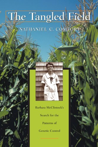 Tangled Field Barbara McClintock's Search for the Patterns of Genetic Control  2001 (Reprint) edition cover