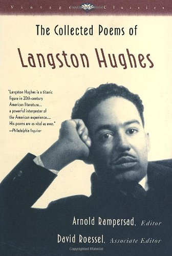 Collected Poems of Langston Hughes   1995 9780679764083 Front Cover