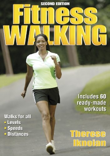 Fitness Walking  2nd 2005 (Revised) edition cover
