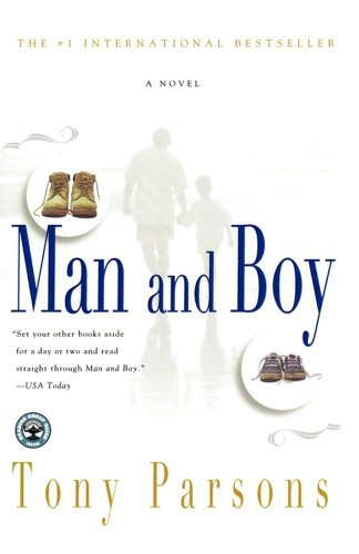 Man and Boy   2001 edition cover