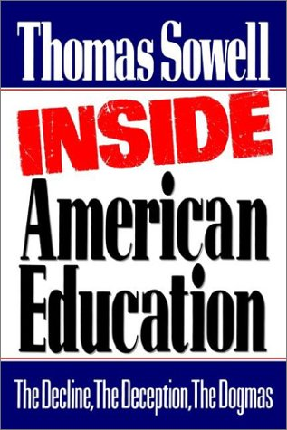 Inside American Education   2003 edition cover