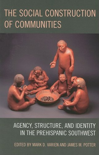 Social Construction of Communities Agency, Structure, and Identity in the Prehispanic Southwest  2008 9780759110083 Front Cover
