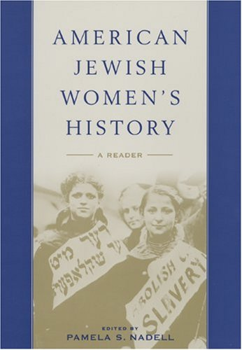 American Jewish Women's History A Reader  2003 edition cover