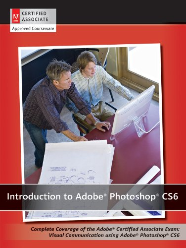 Introduction to Adobe Photoshop CS6   2013 edition cover
