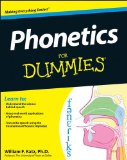 Phonetics for Dummies   2013 edition cover