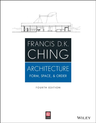 Architecture Form, Space, and Order 4th 2015 edition cover