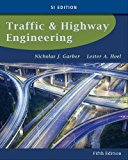 Traffic and Highway Engineering  5th 2015 edition cover