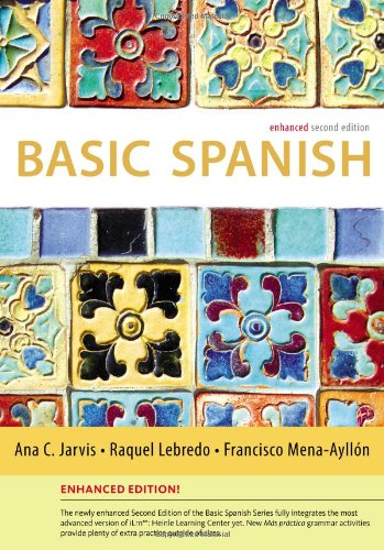 Basic Spanish:  2nd 2013 edition cover