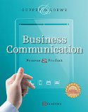 Business Communication Process and Product (Book Only) 8th 2015 edition cover